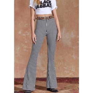 Nasty Gal   Striped Flare Pants